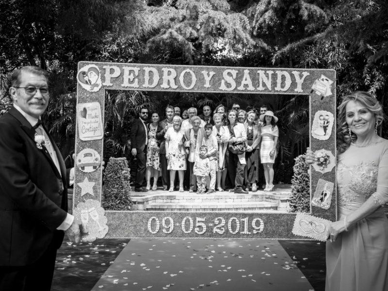 Boda de Sandy & Pedro