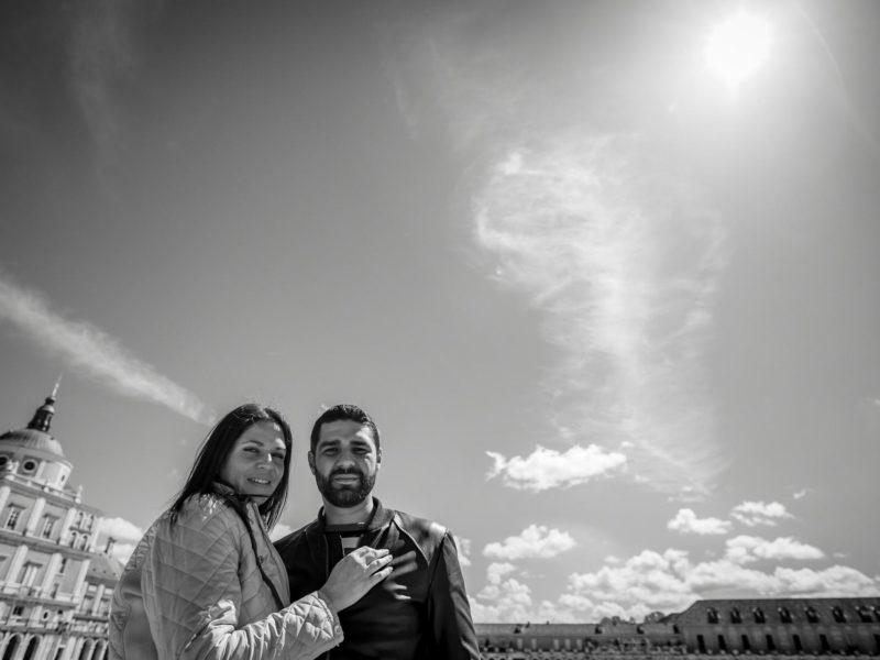 Preboda en Aranjuez, Laura & Miguel Ángel