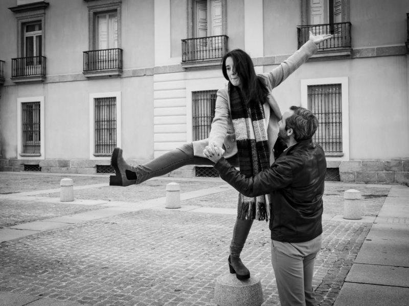 Preboda en Boadilla (Madrid), Natalia & Javier