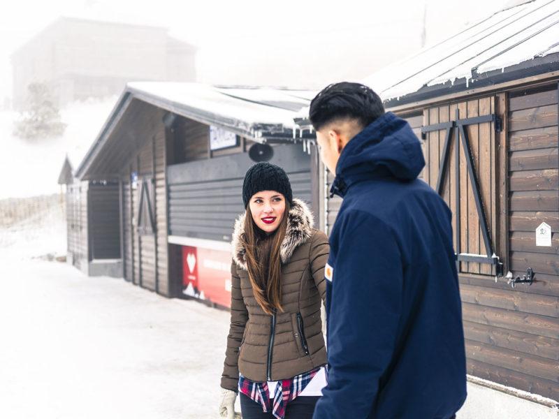 Marina y Michael