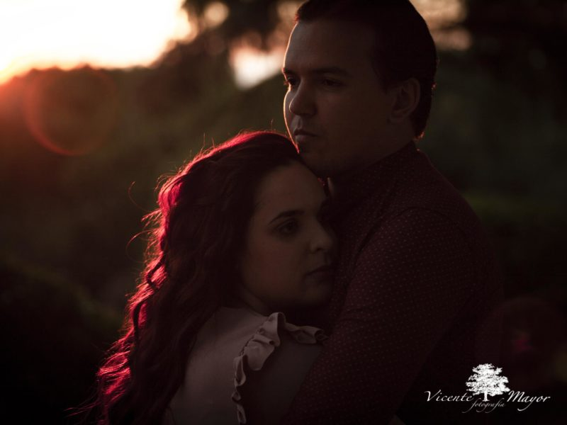 Preboda en Madrid, Dana & Yassine
