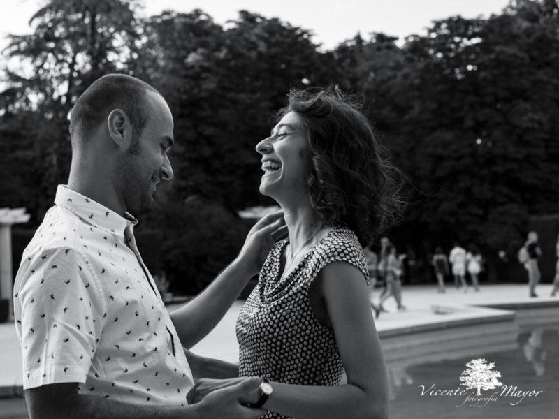 Preboda en Madrid, Sonia & Dario