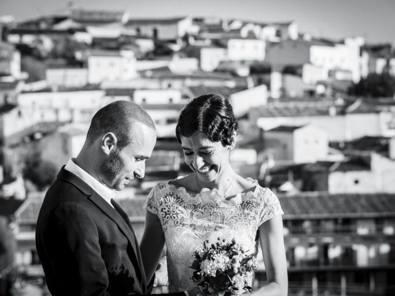Boda en Parador de Chinchón (Madrid), Sonia & Dario